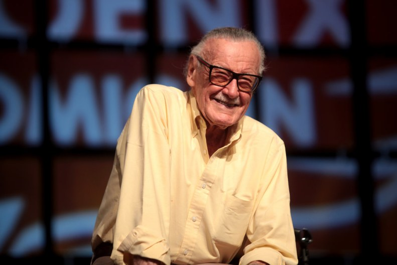 Stan Lee Pheonix Comicon